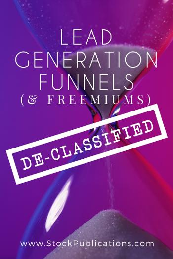 lead generation funnels and freemiums explained